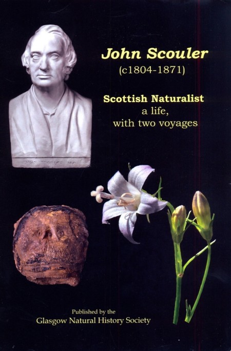 Cover of the journal 'John Scouler (c. 1804 - 1871) Scottish Naturalist: