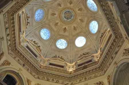 The dome hall in the Vienna Naturhistoriches Museum (Image: Anthony Roach)