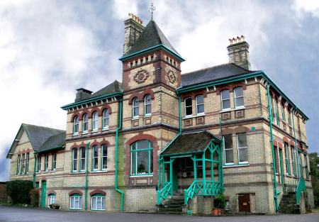Brighton Natural Science Society's impreesive Victorian building