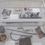 An assortment of Museum of Eeast Anglian Life's objects