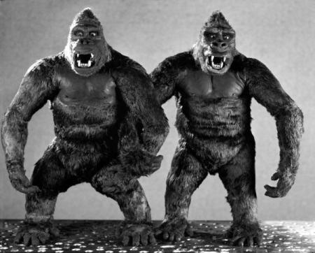 Original King Kong models from 1933 film