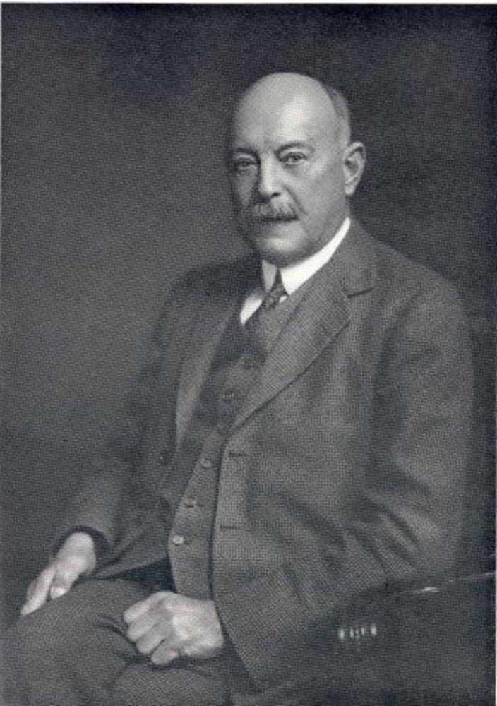 Ralph Stockman, University of Glasgow UGSP00223